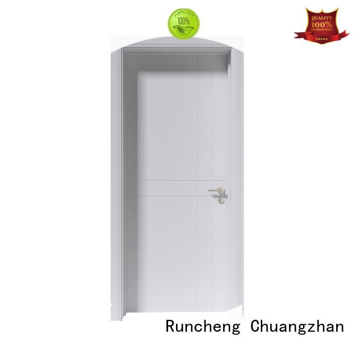 Runcheng Chuangzhan paint interior doors manufacturers for hotels