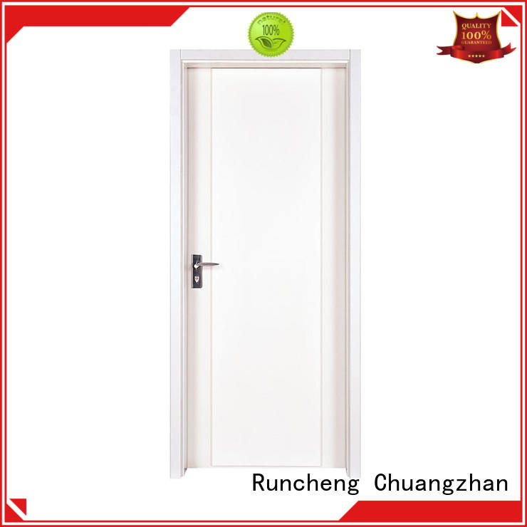 high-quality white painted doors interior factory for villas