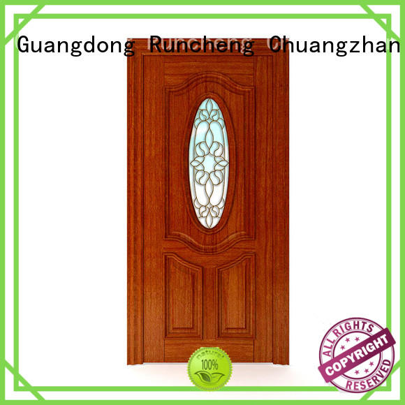 Runcheng Chuangzhan durable custom made exterior doors for business for homes