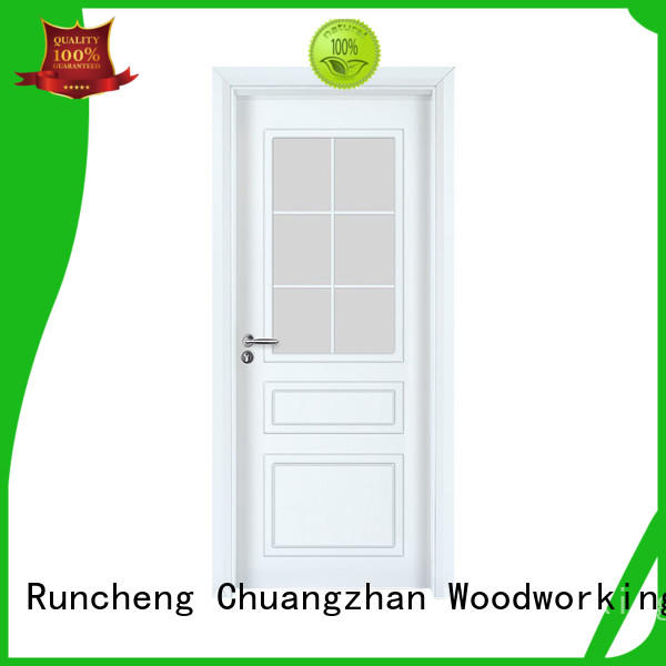 Runcheng Chuangzhan durability finish interior doors Supply for offices