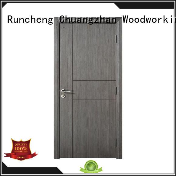 Runcheng Chuangzhan simple new interior wooden doors for business for villas