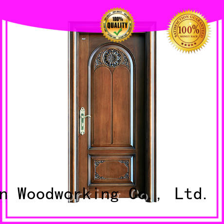 eco-friendly custom exterior doors company for hotels