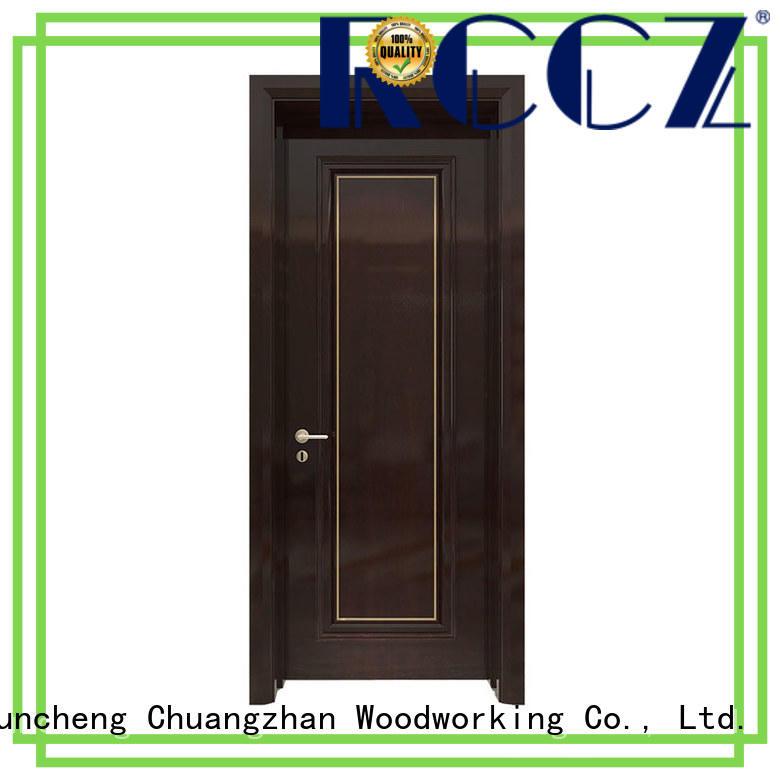 Best modern wood door supply for hotels