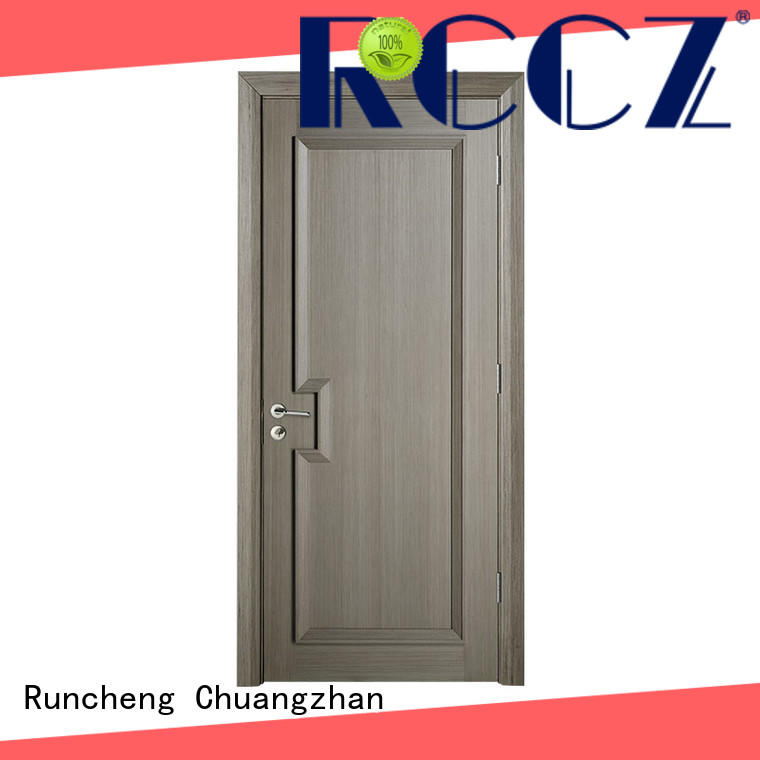 Runcheng Chuangzhan New veneer wood doors manufacturers for offices