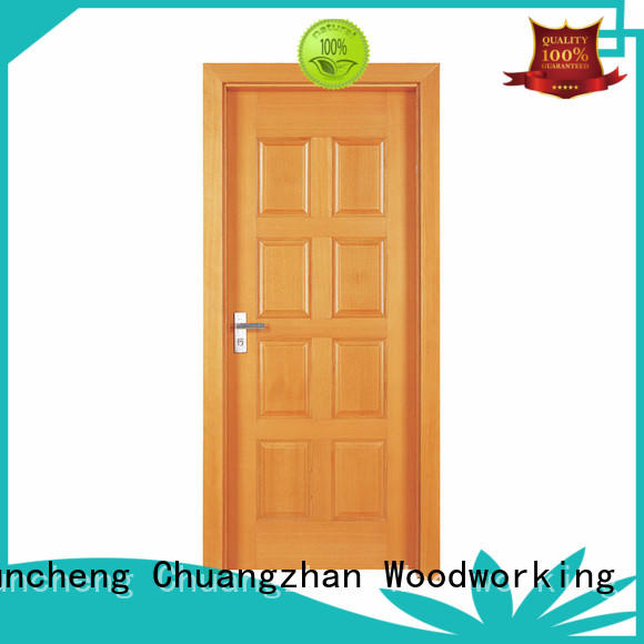 Runcheng Chuangzhan solid wood internal doors for business for hotels