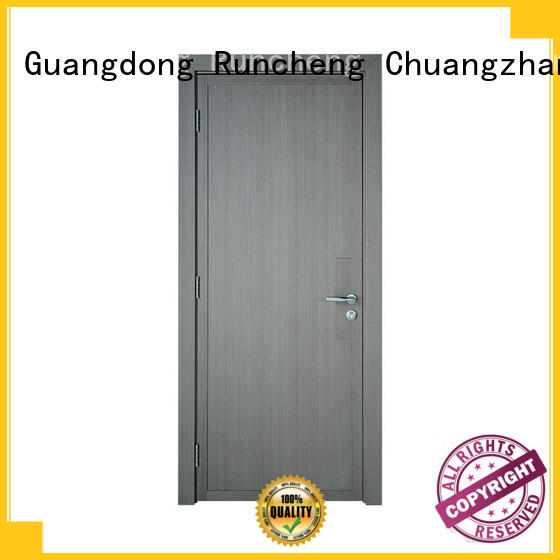 Runcheng Chuangzhan eco-friendly modern interior wooden doors for business for homes