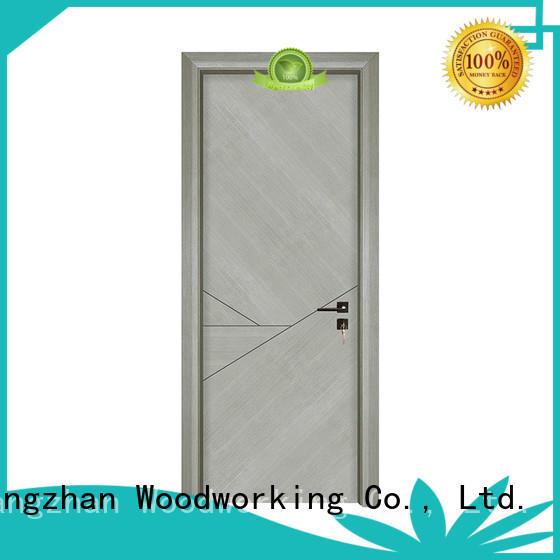 Runcheng Chuangzhan popular residential wooden doors Supply for homes
