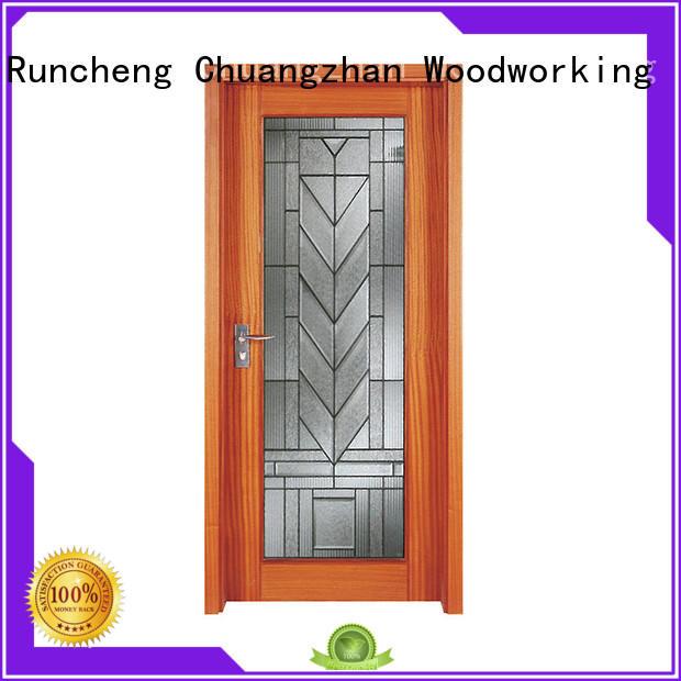 Runcheng Chuangzhan exterior home doors Suppliers for hotels