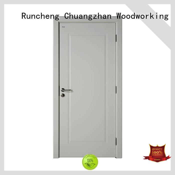 Runcheng Chuangzhan new wooden door design Suppliers for hotels
