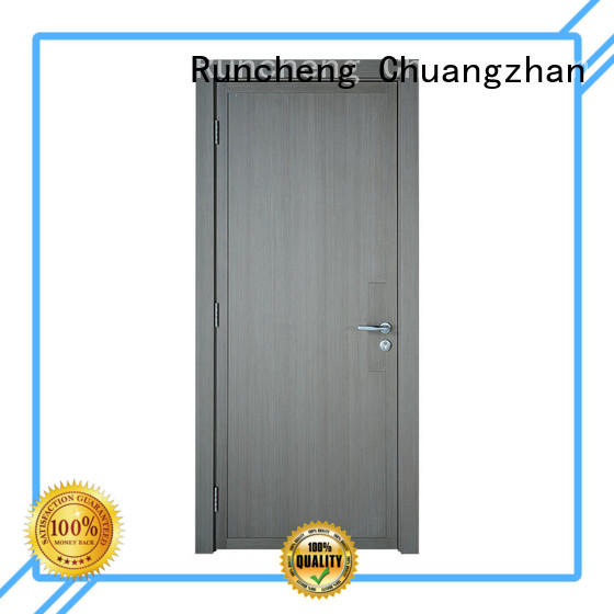 High-quality residential wooden doors manufacturers for indoor