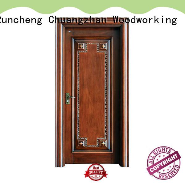 Runcheng Chuangzhan modern exterior doors Supply for villas