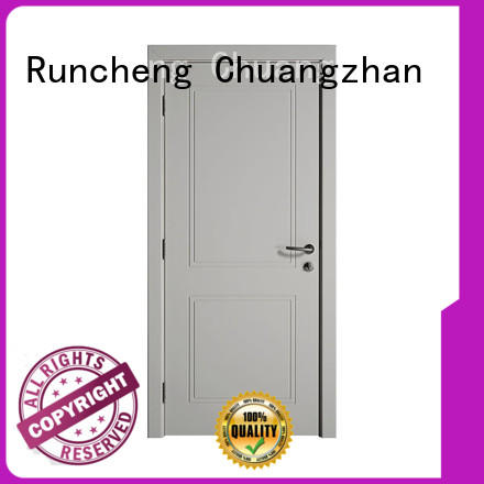 High-quality paint wooden door for business for hotels
