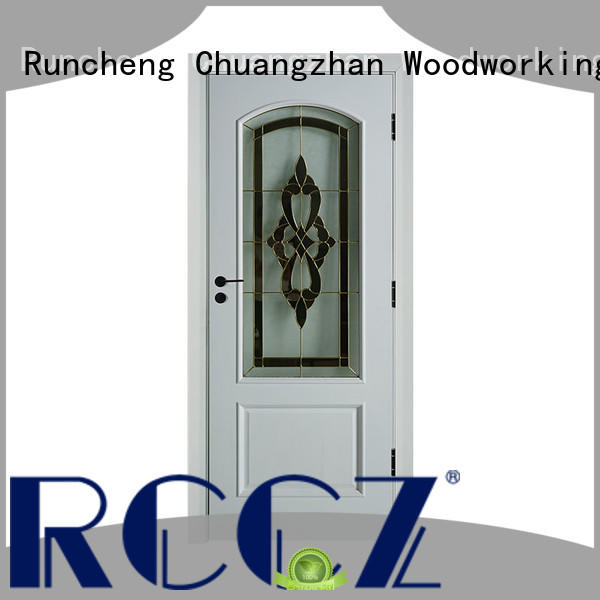Runcheng Chuangzhan popular custom made exterior doors company for hotels