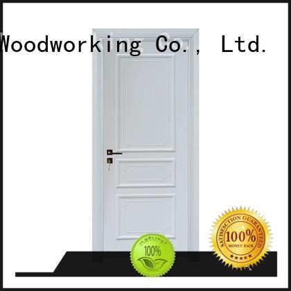 safe paint wooden door Supply for indoor