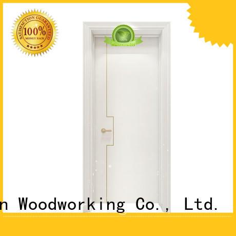 Runcheng Chuangzhan durability paint finish interior doors Suppliers for villas