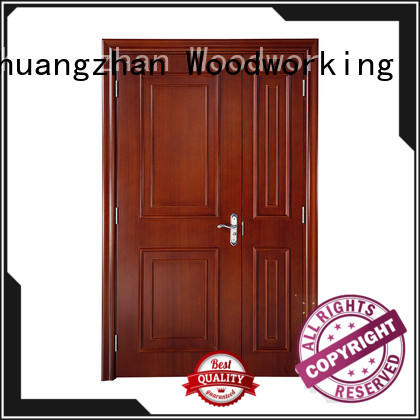 Runcheng Chuangzhan custom exterior doors Supply for hotels
