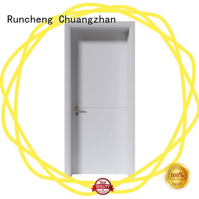 Runcheng Chuangzhan Best paint interior doors company for hotels