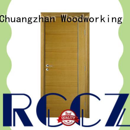 Runcheng Chuangzhan comfortable internal wood doors for business for homes
