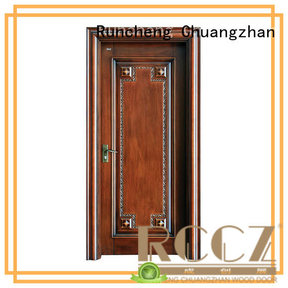 high-quality exterior solid wood doors factory for homes