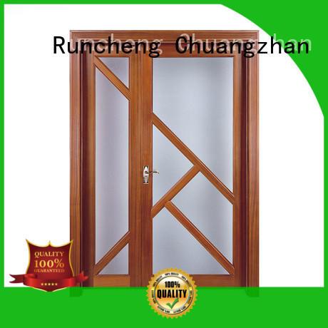 stylish white glass exterior door manufacturers for indoor