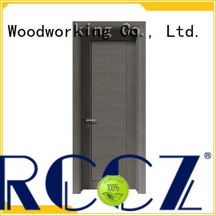 Runcheng Chuangzhan new interior wooden doors for business for indoor