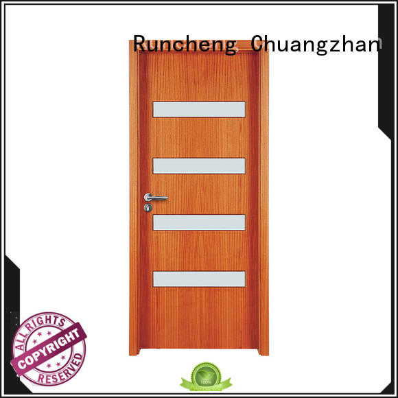Runcheng Chuangzhan stylish exterior home doors company for indoor