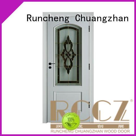 Best glass wooden door suppliers for indoor