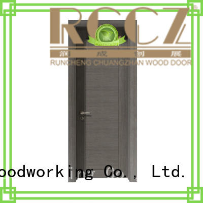 Runcheng Chuangzhan reliable new wood door company for homes