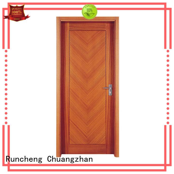 Runcheng Chuangzhan interior wooden doors manufacturers for homes
