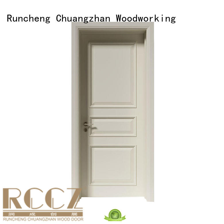 Runcheng Chuangzhan safe paint finish interior doors manufacturers for villas
