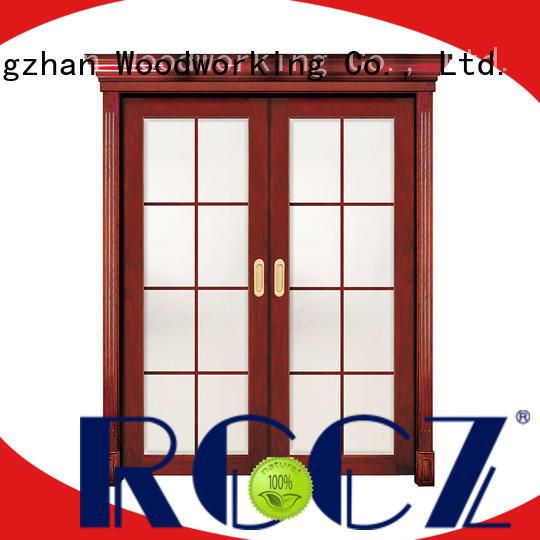 Runcheng Chuangzhan popular modern internal doors Supply for offices