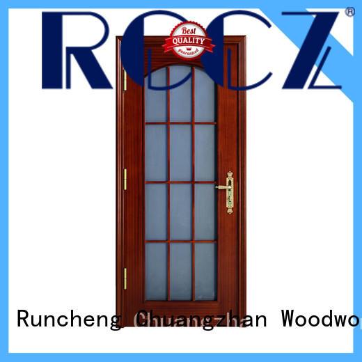Runcheng Chuangzhan New modern internal doors supply for offices