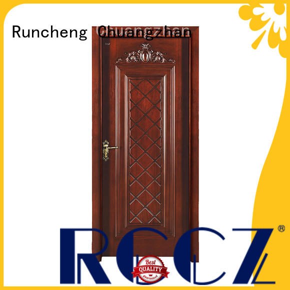 Runcheng Chuangzhan high-quality custom exterior doors company for offices
