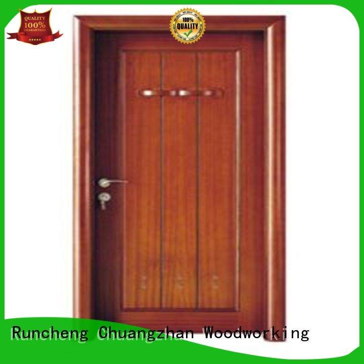Runcheng Chuangzhan durability bathroom door Suppliers for hotels