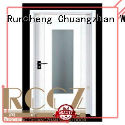 Wholesale durable door wooden flush door Runcheng Woodworking Brand