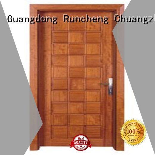Runcheng Chuangzhan high-grade bedroom door design for business for hotels