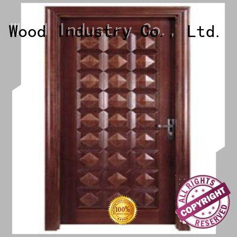 Quality Runcheng Chuangzhan Brand bedroom doors for sale bedroom door
