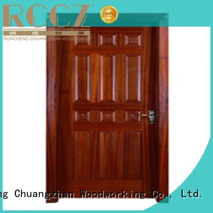 Runcheng Woodworking bedroom door new bedroom door