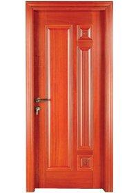 Pure Solid Wood Door S008