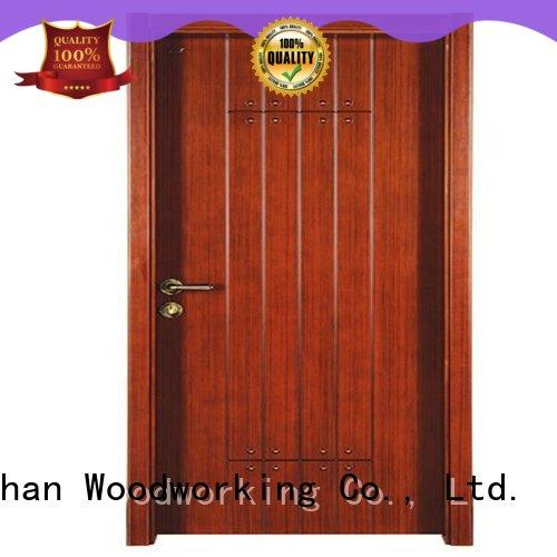 Runcheng Chuangzhan eco-friendly wooden bifold doors wholesale for villas