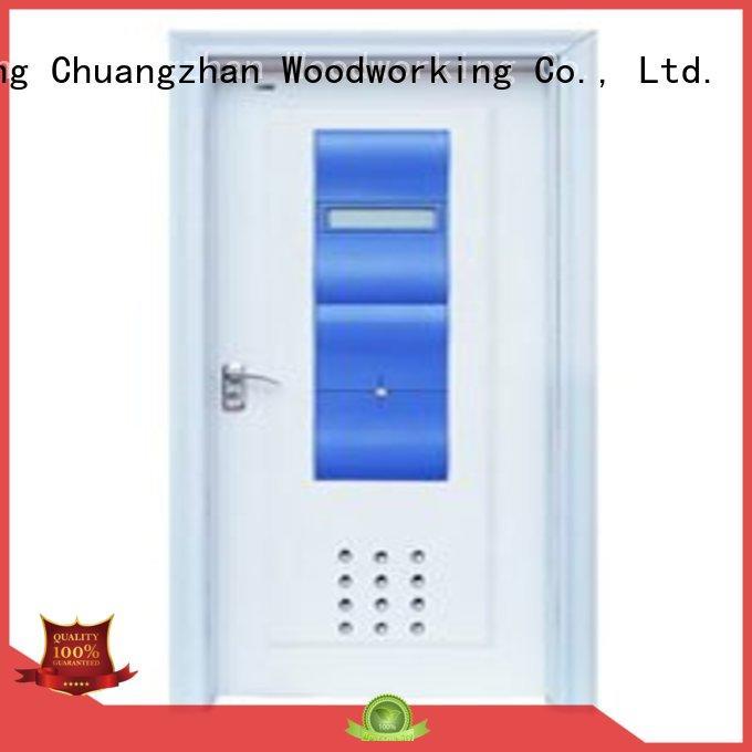 Custom door bathroom door wholesale Runcheng Woodworking