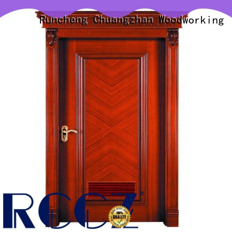 attractive interior home doors bathroom Supply for villas