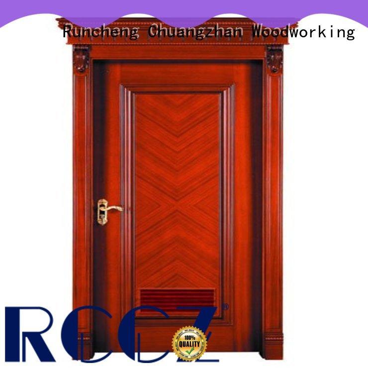 attractive interior home doors bathroom Supply for villas