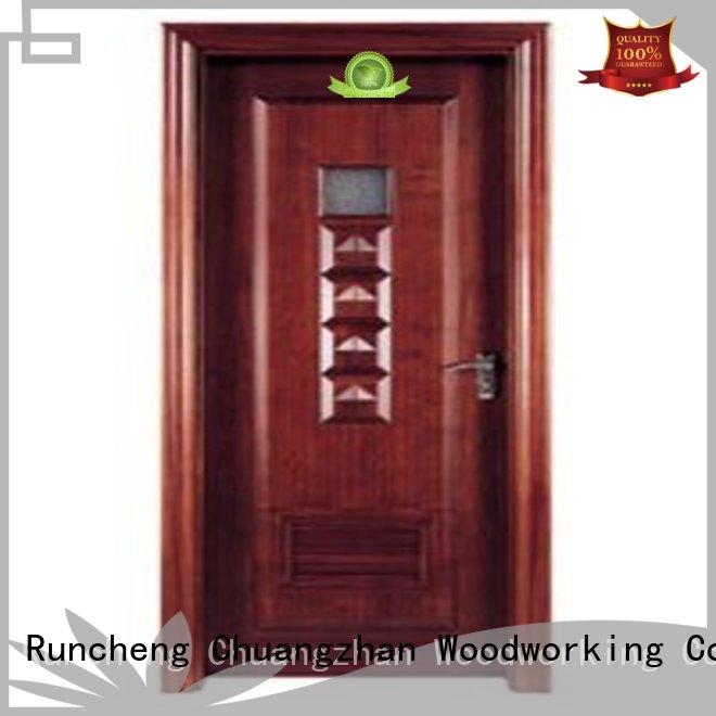modern bathroom door bathroom wholesale Warranty Runcheng Woodworking