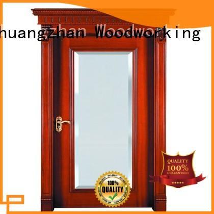 Runcheng Chuangzhan attractive wood veneer door factory for indoor
