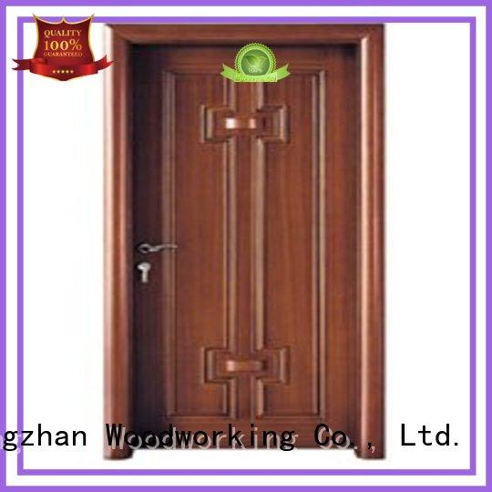 Runcheng Chuangzhan bedroom bedroom door designs in wood factory for hotels