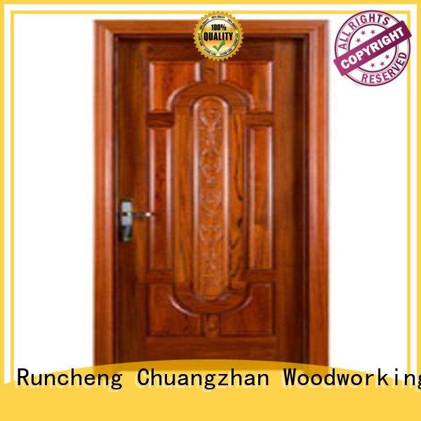 Hot new bedroom door bedroom Runcheng Woodworking Brand