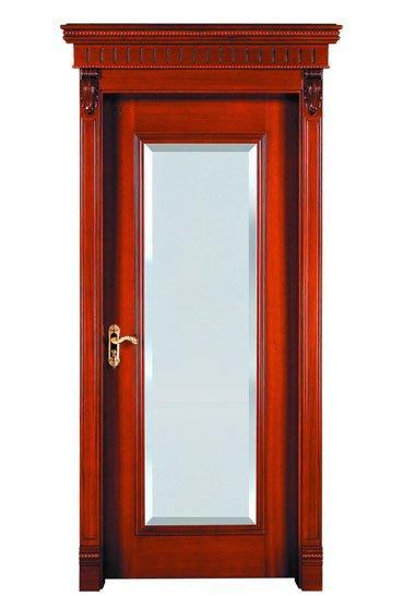 Victorian Kitchen Door