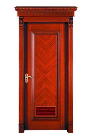 Victorian Bathroom Door