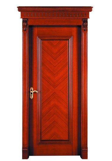 Victorian Bedroom Door